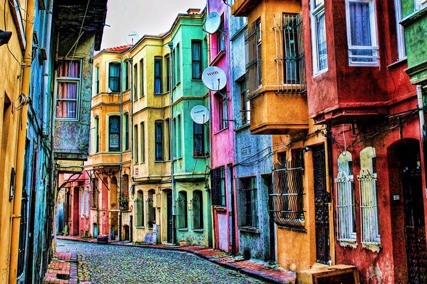 محل های زندگی برای دانشجویان خارجی مقیم در ترکیه