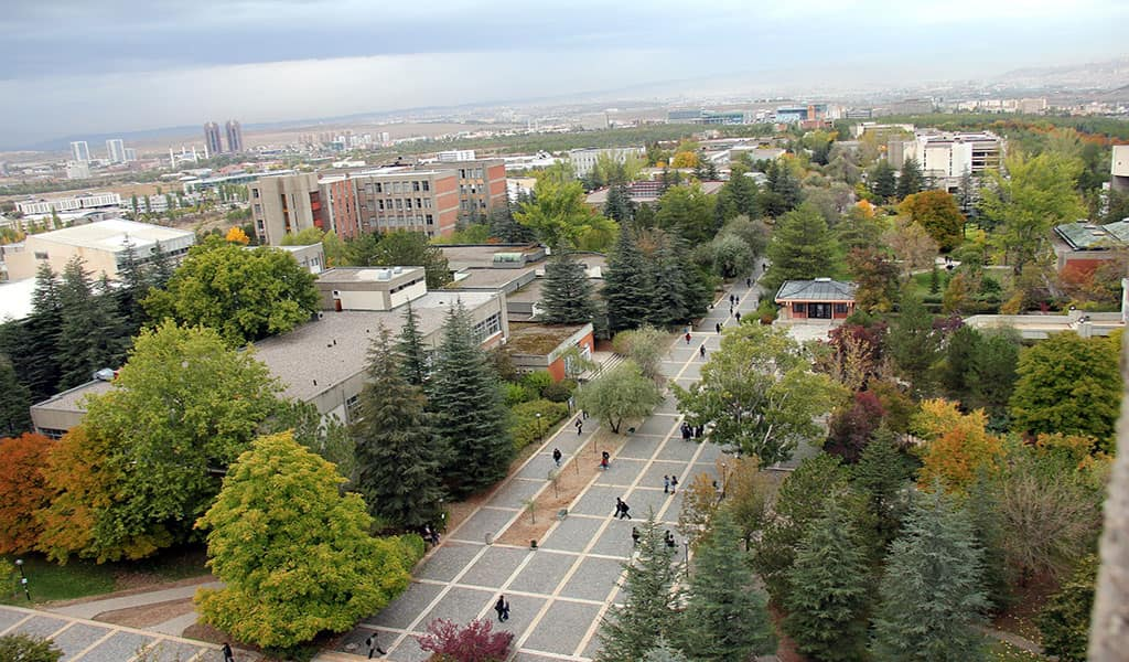 دانشگاه فنی خاورمیانه