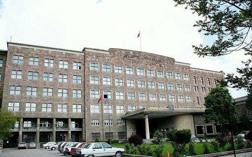 دانشگاه پزشکی آنکارای ترکیه