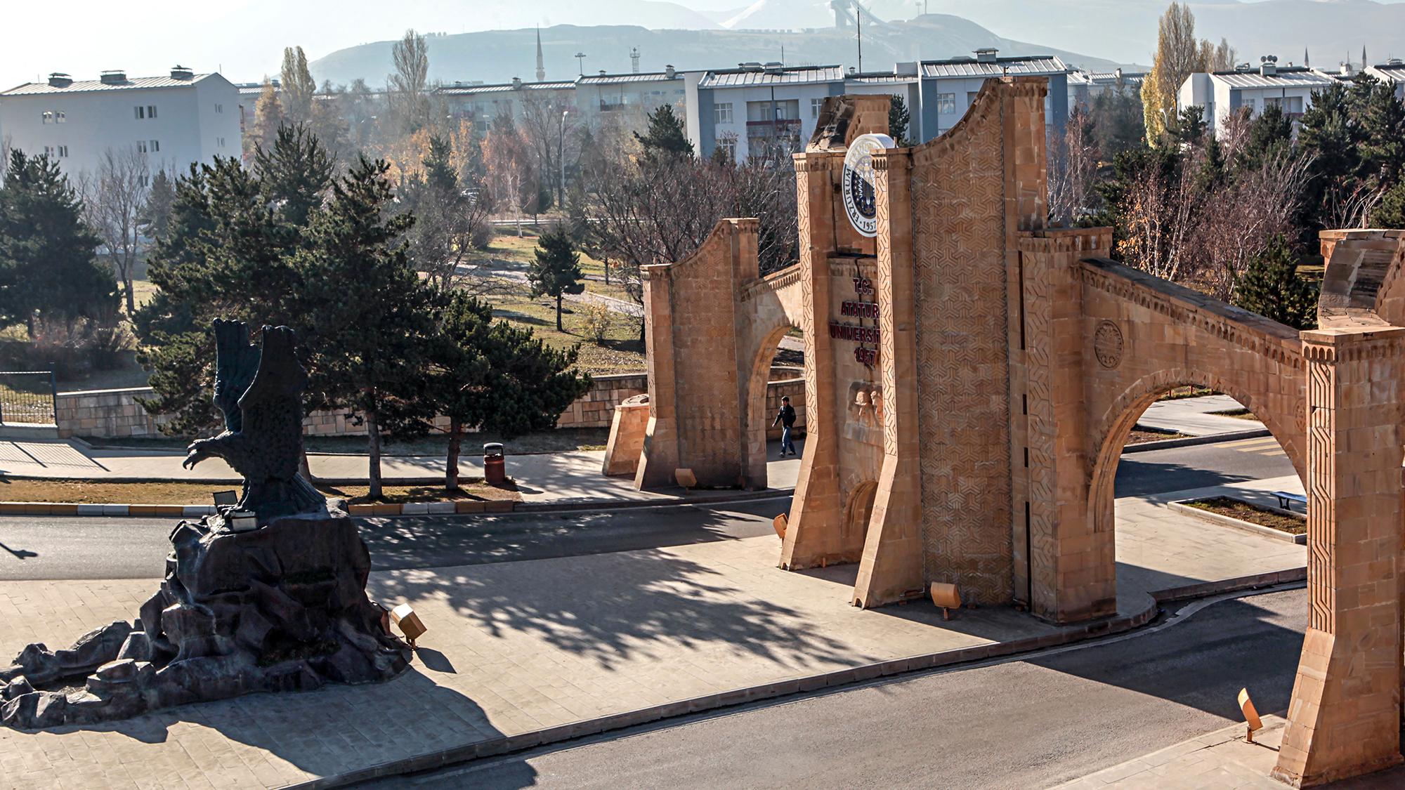 دانشگاه آتاتورک (Ataturk University)
