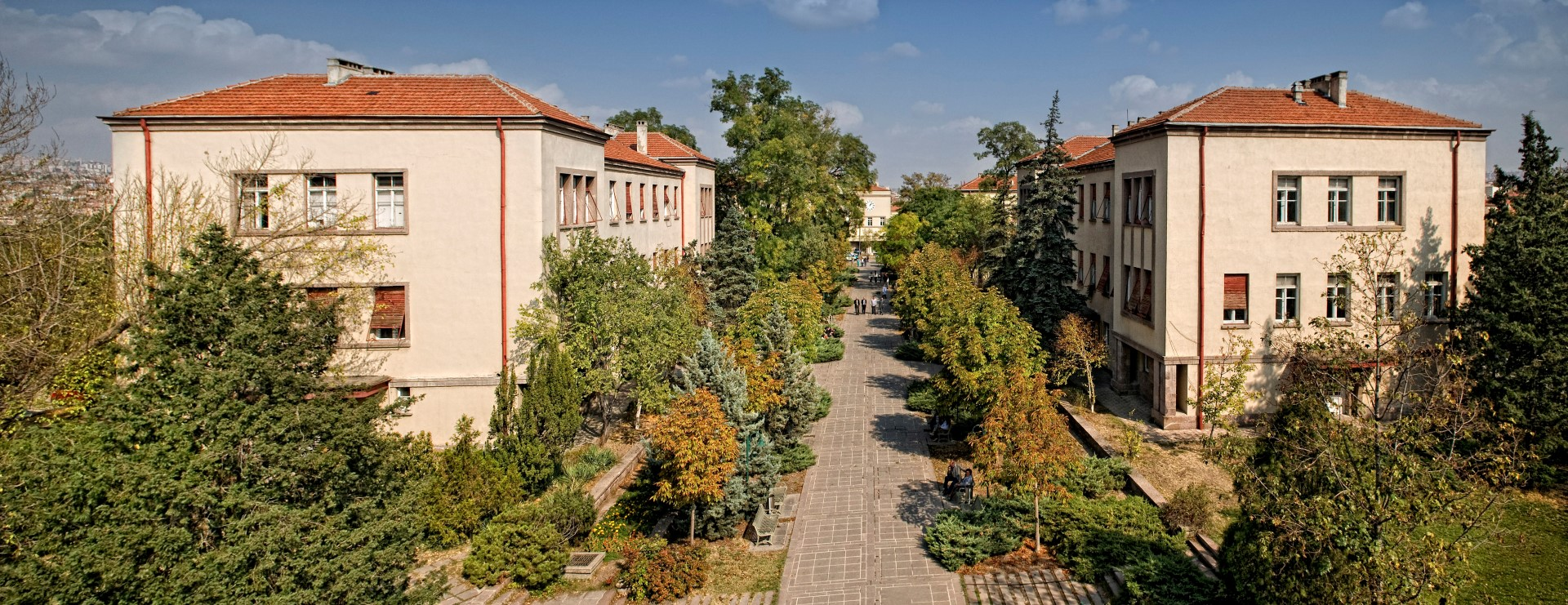 دانشگاه آنکارا (Ankara University)